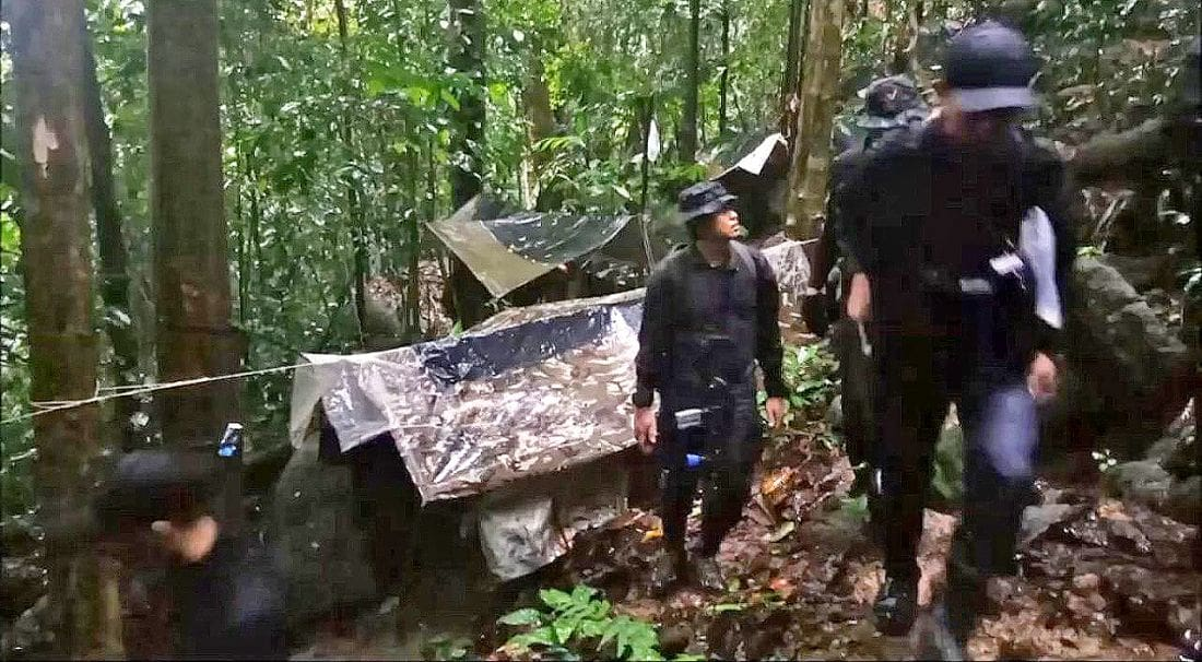 Southern militants escape after gunfight in Narathiwat | The Thaiger