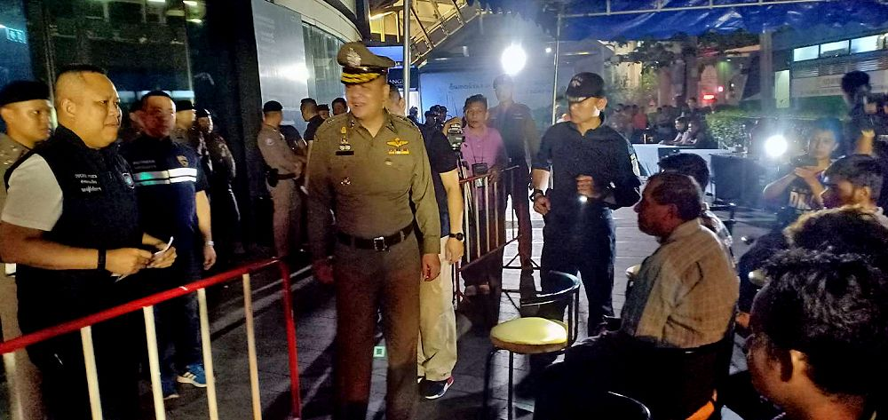 537 more non-existent illegal foreigners found | News by The Thaiger