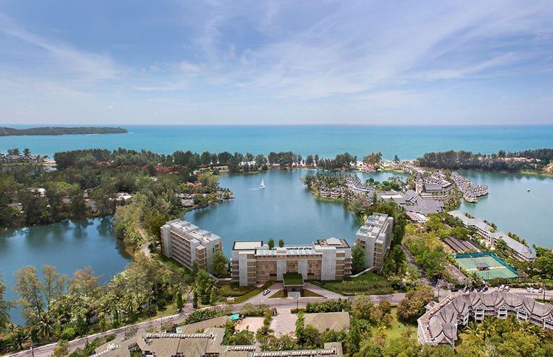 City by the Bay - Laguna Phuket's urbanisation   News by Thaiger