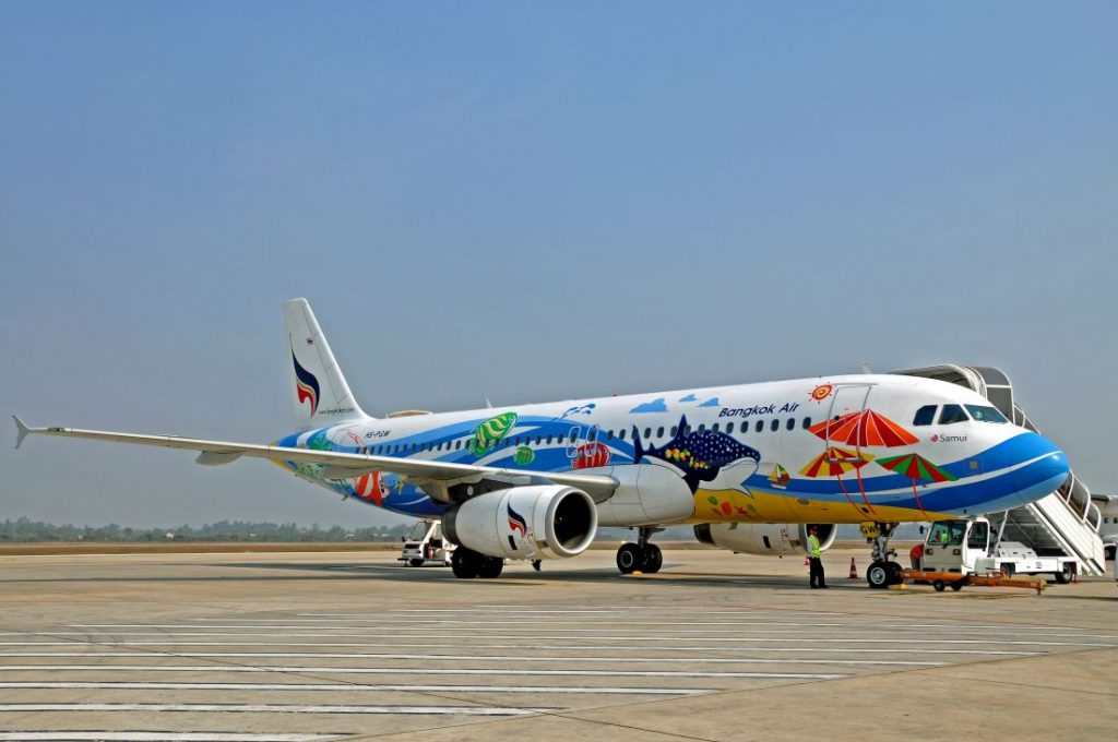 Bangkok Airways starts flights to Cam Ranh, Vietnam | News by The Thaiger