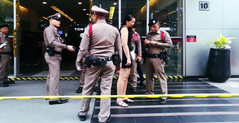 Bangkok police officer kills French citizen following bar brawl | News by Thaiger