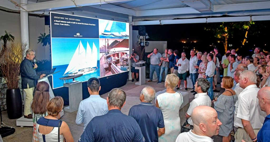 Kata Rocks Superyacht Rendezvous 2018 - Raises the bar again | News by The Thaiger