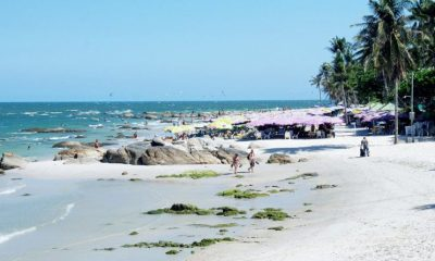 """Hua Hin """"full for New Year"""" 