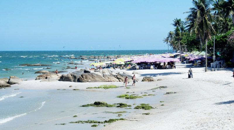 "Hua Hin ""full for New Year"" 