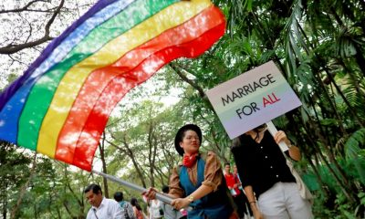 Cabinet passes civil partnership bill for same-sex couples | The Thaiger