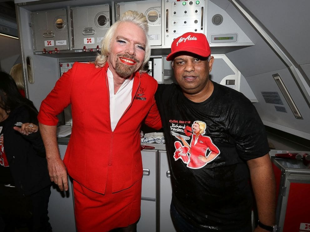 No tickets. No travel agents. Back in 2001 the new Air Asia was a gamble.   News by Thaiger
