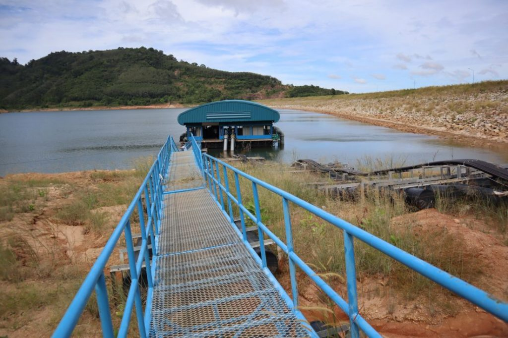 Missing man found dead at Thalang dam   News by Thaiger