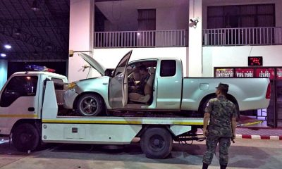 195K meth pills seized inside wheels on a truck at Phuket Checkpoint | The Thaiger