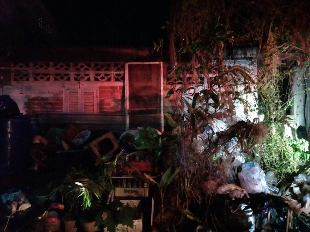 87 year old bedridden woman killed in Phuket fire | News by Thaiger