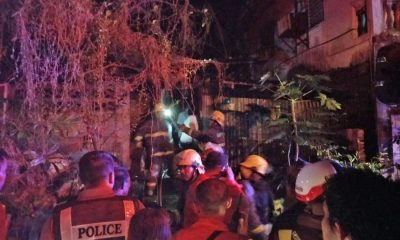 87 year old bedridden woman killed in Phuket fire | The Thaiger