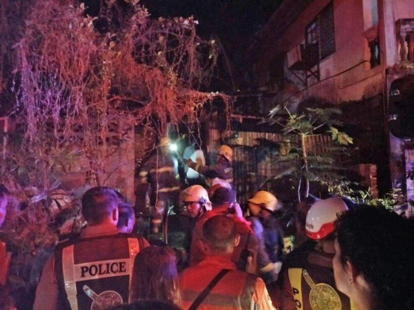 เกิดเพลิงไหม้บ้านกลางเมืองภูเก็ต ยายวัย 87 ป่วยติดเตียง ถูกย่างสด | The Thaiger