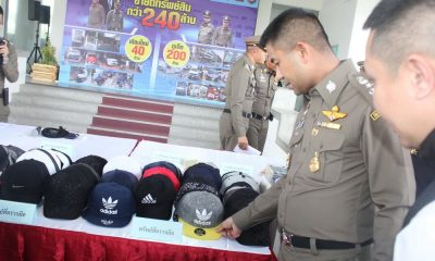 240 million baht in assets seized in Patong and Chiang Mai counterfeit raids | The Thaiger