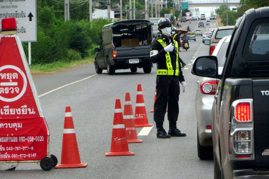 Digital driving license coming to Thailand next year | The Thaiger