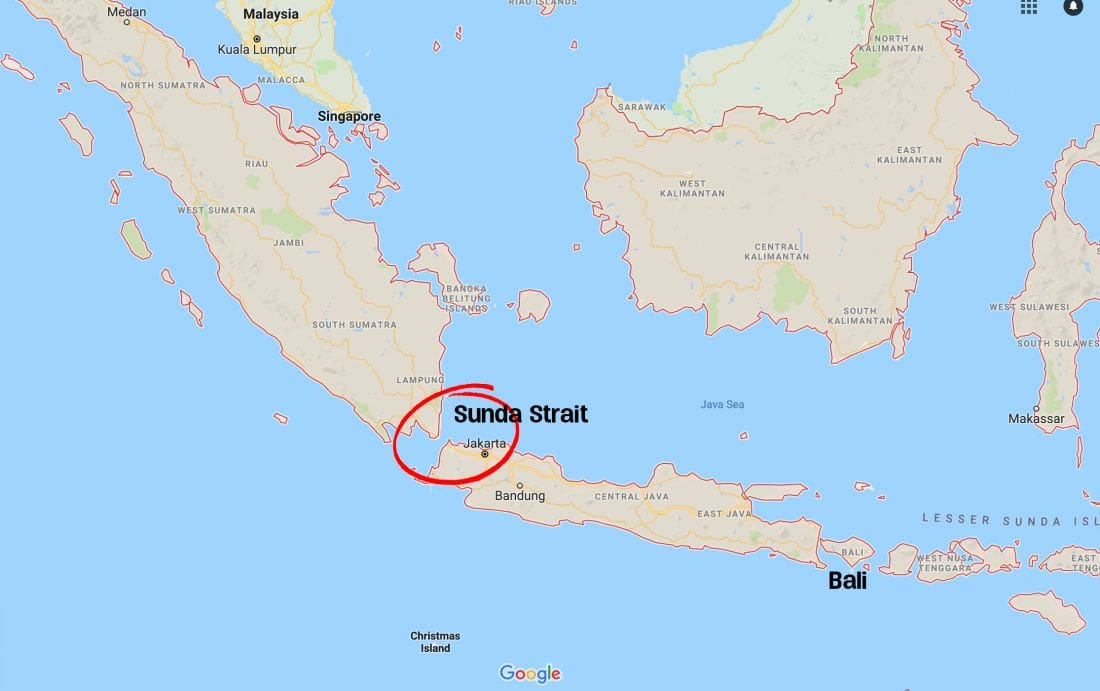 Tsunami in Indonesia kills 20, many more injured | The Thaiger