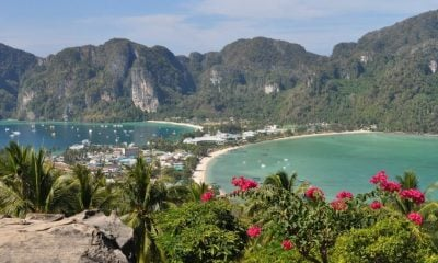 Female tourist injured by speedboat propellor at Koh Phi Phi | The Thaiger