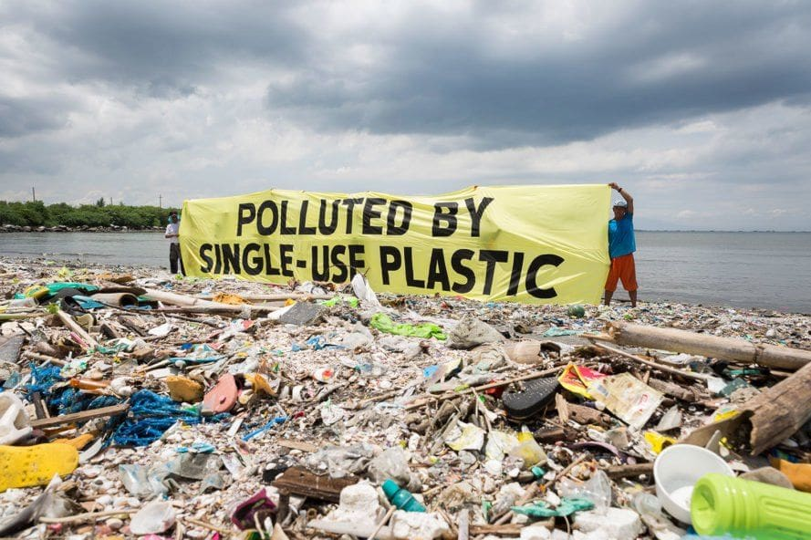 """""""Plastic, the Material that Binds the Planet"""" – Talk in Phuket 