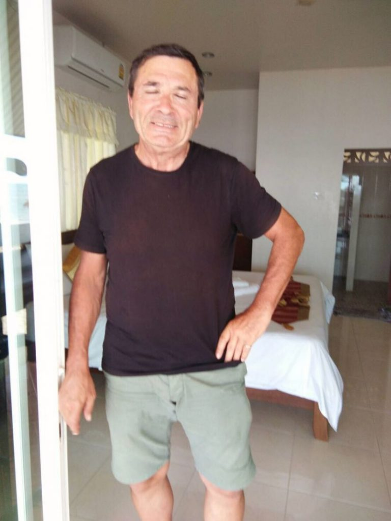 Lost and found - 64 year old French tourist | News by The Thaiger