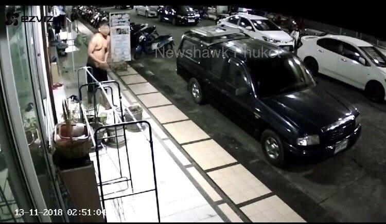 Serial masturbator caught on camera at Phuket condo   News by Thaiger