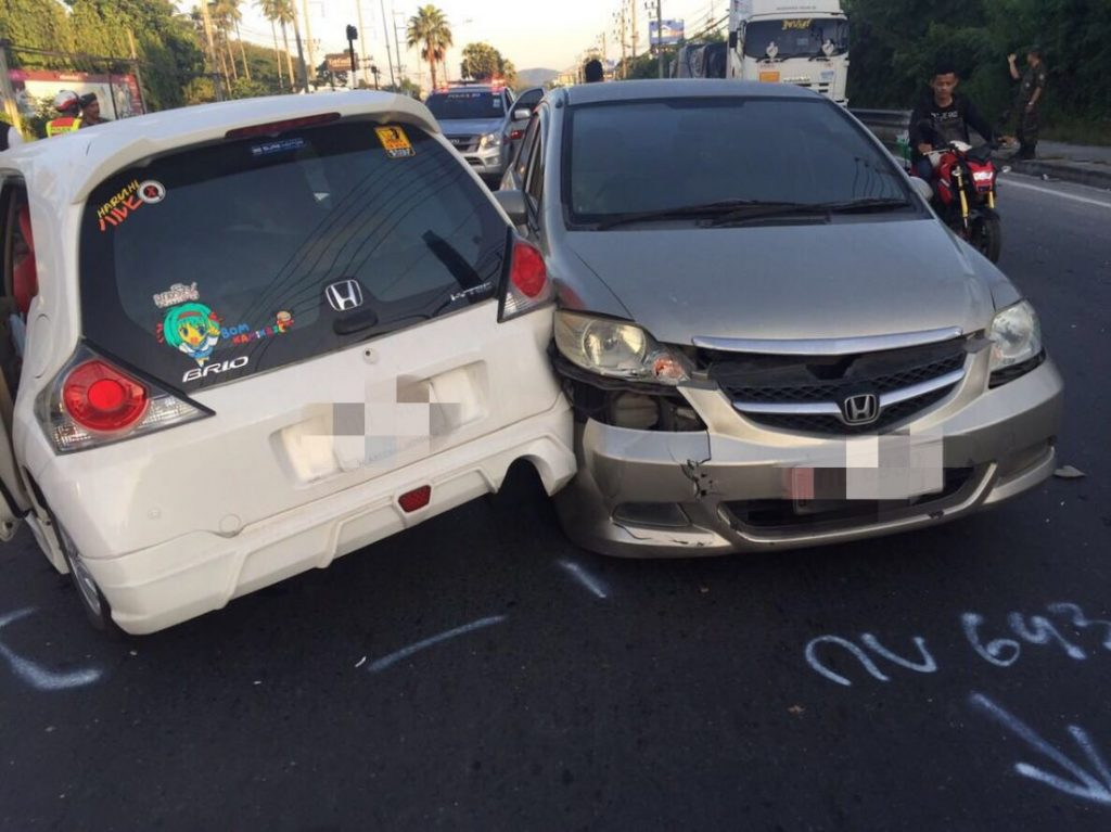One month old baby killed in Phuket road accident | News by Thaiger