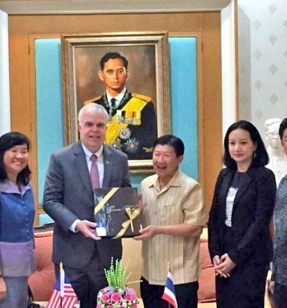 US ambassador shares concerns about tourism in Phuket | The Thaiger