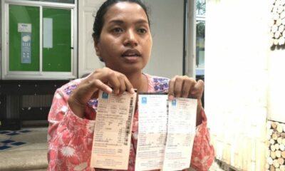 Phuket woman calls for fairness after receiving a 16K Baht water bill | The Thaiger