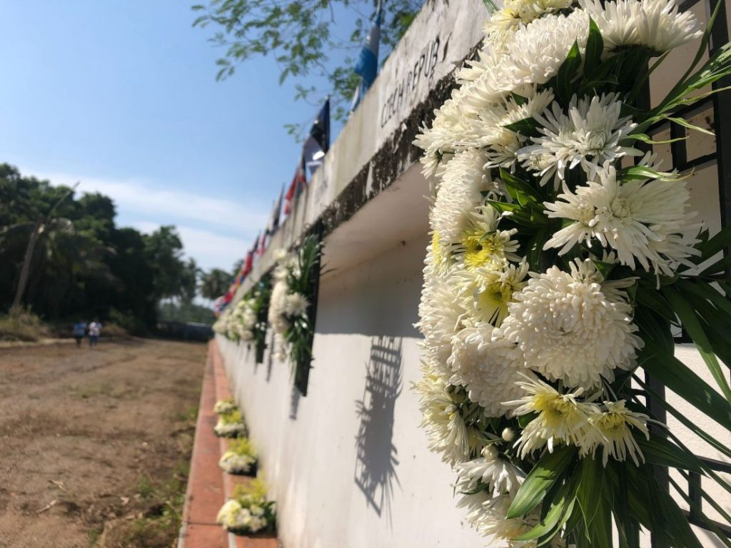 Religious ceremonies held at the Tsunami Memorial Wall in Mai Khao   News by Thaiger