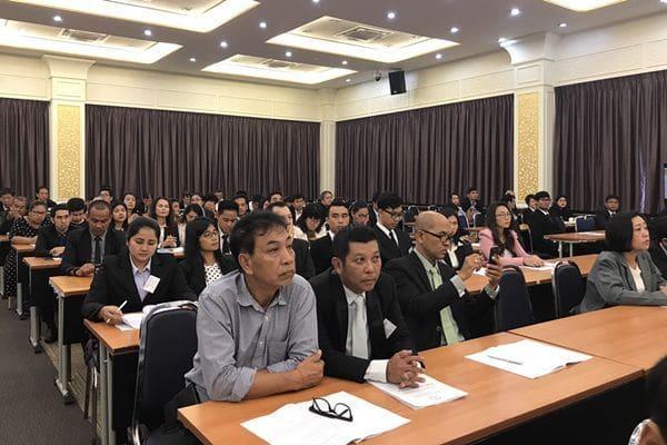 สถาบันพัฒนาวิชาชีพทนายความ จัดโครงการ English for Lawyers สัญจรภาค 8 | News by The Thaiger