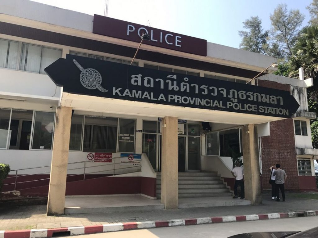 Chinese parents present four life insurance policies to Kamala police | News by Thaiger