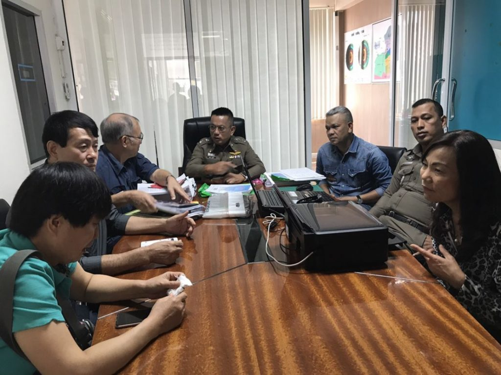 Chinese parents present four life insurance policies to Kamala police   News by The Thaiger