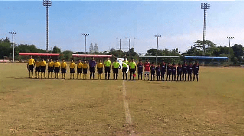 Chiang Mai football team cries foul over 'big' Under 12 team | News by The Thaiger