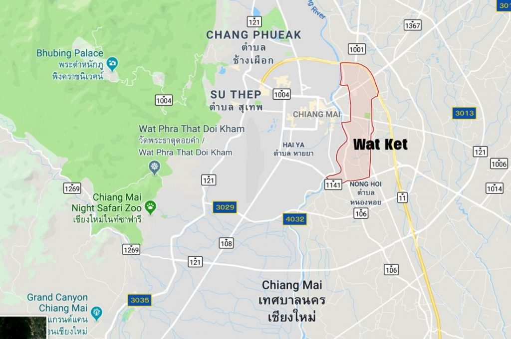 Man jumps to his death from condo rooftop in Chiang Mai | News by The Thaiger