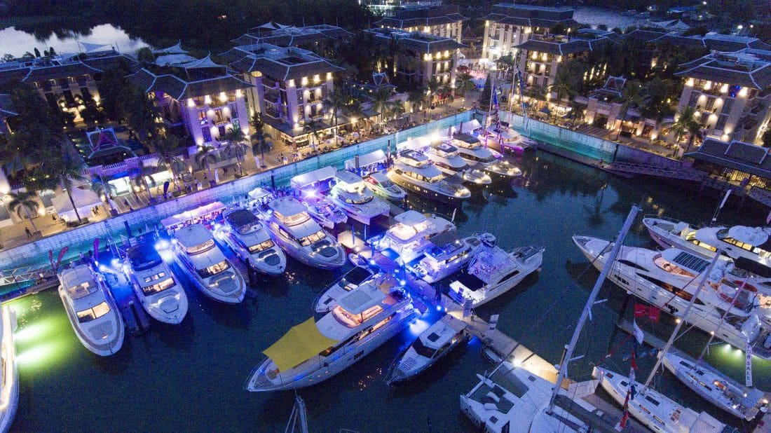 Thailand Yacht Show and Rendezvous – January 10-13 | The Thaiger