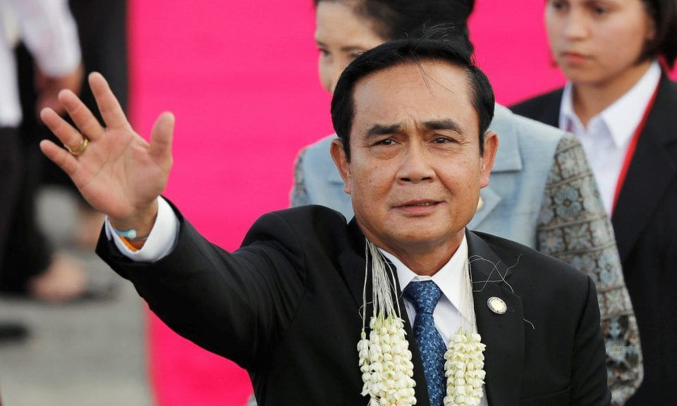 """PM says joining Palang Pracharat """"is under consideration"""" 
