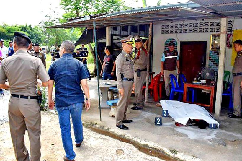 Former prisoner shoots man's son as 'revenge' | The Thaiger