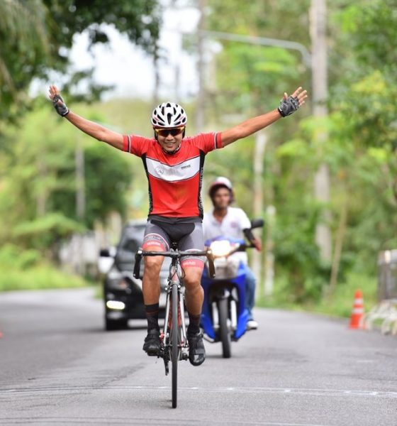 Thanyapura hosts Phuket's biggest cycling event | The Thaiger