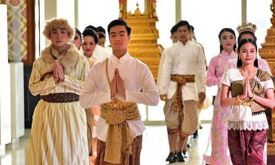 Buddhist blessings ring in the new year for ASEAN | The Thaiger