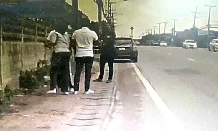 Chiang Mai soldier caught in gun road rage | The Thaiger