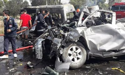 Day Two: Seven days of danger – National road toll | The Thaiger