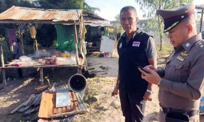 Neighborhood quarrel suspected in brutal killing of family | The Thaiger