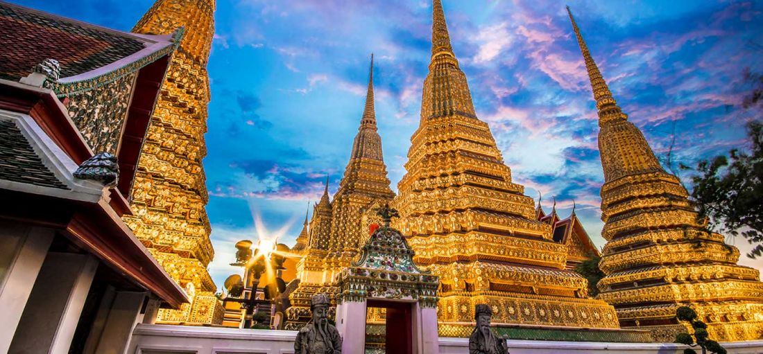Bangkok #2, Phuket #11 – World's most popular destinations | The Thaiger