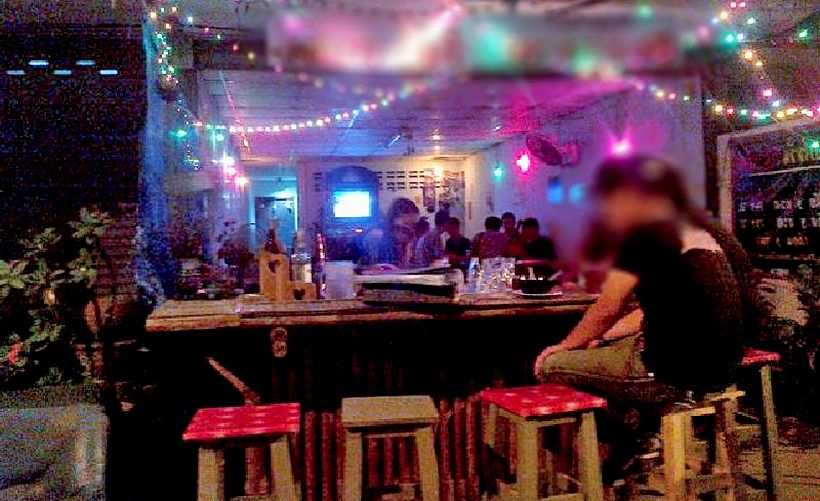 Samut Prakan karaoke bar raided, under-age sex workers