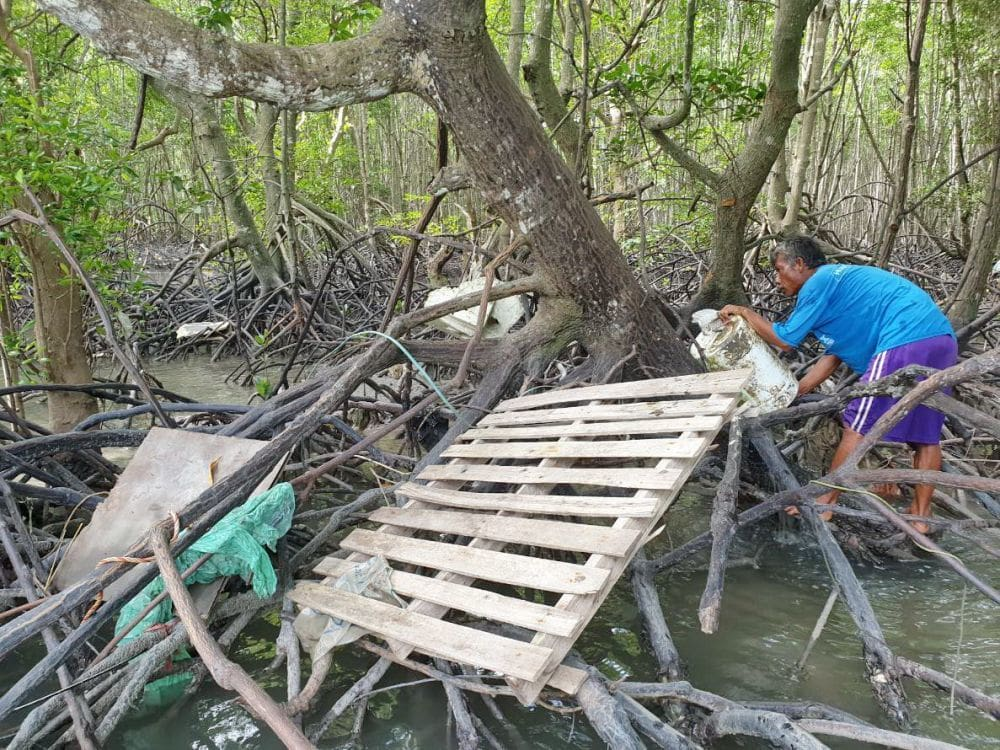 Tha Chin Canal gets a volunteer clean up | News by The Thaiger