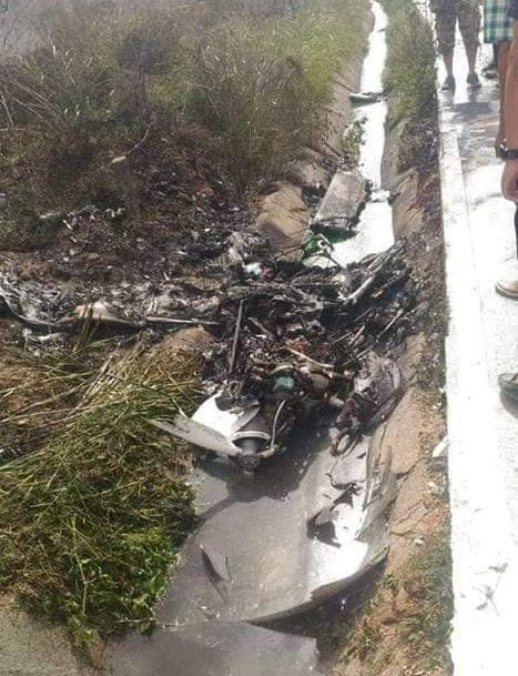 CAAT probe crash of light-aircraft that killed South African pilot | News by Thaiger
