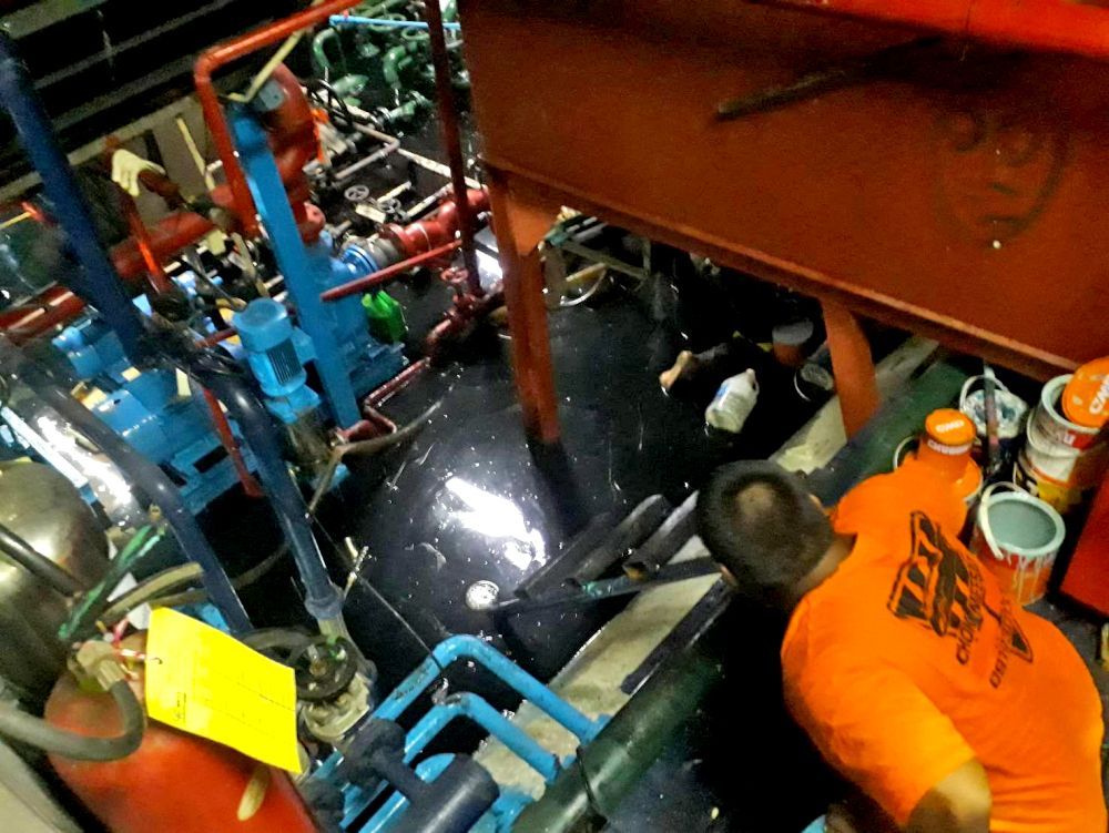 Two die in Pattaya ferry engine room tragedy | News by Thaiger