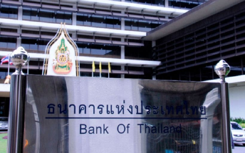 Bank of Thailand ups policy rate to 1.75 percent,  first rise in 7 years | The Thaiger