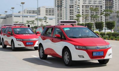 The Long March towards electric cars   The Thaiger