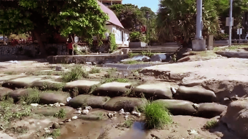 Pattaya's reclaimed beaches are washing away | The Thaiger