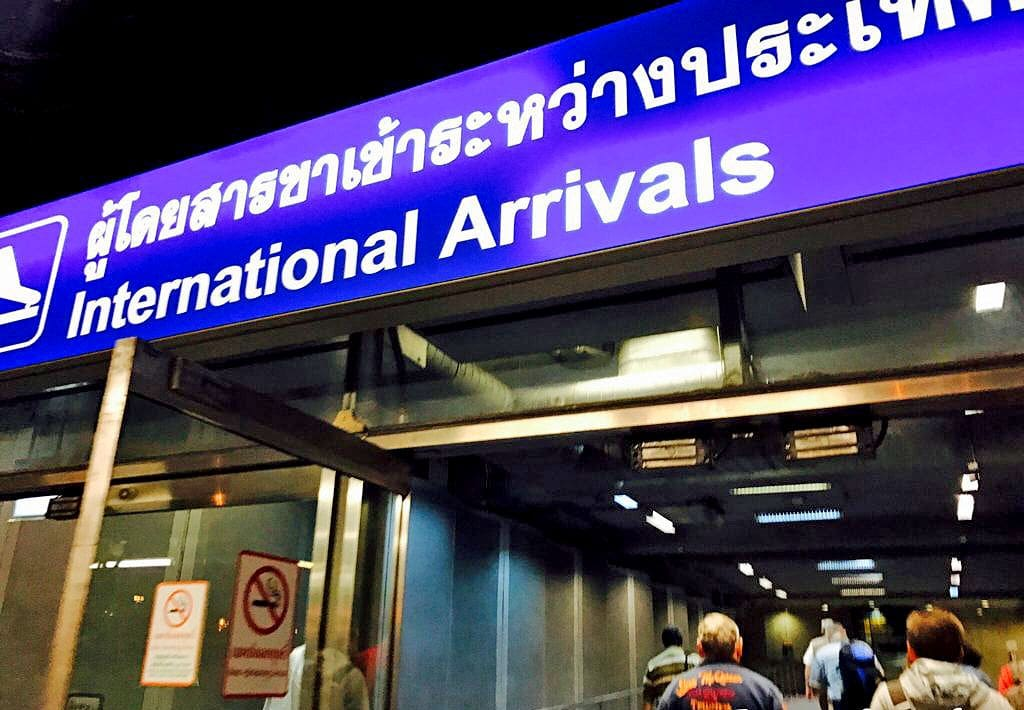 Rolling out the e-visas – cutting time in immigration queues | The Thaiger