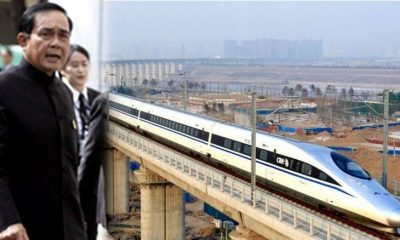 Full steam ahead for the Thai high-speed railway | The Thaiger
