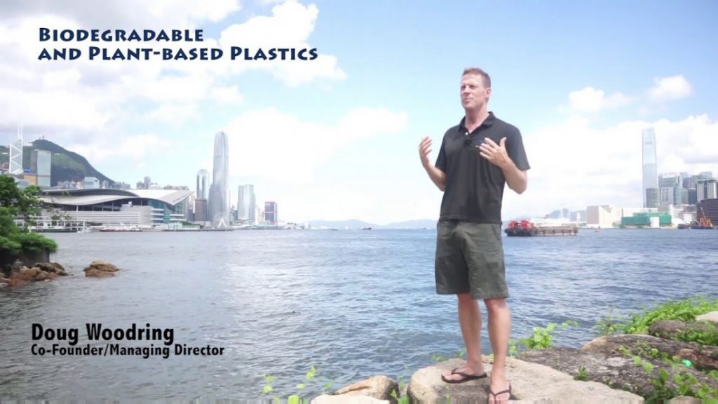 """""""Plastic, the Material that Binds the Planet"""" - Talk in Phuket 